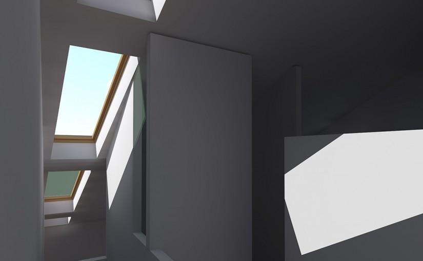 Rénovation des murs d'une maison parisienne