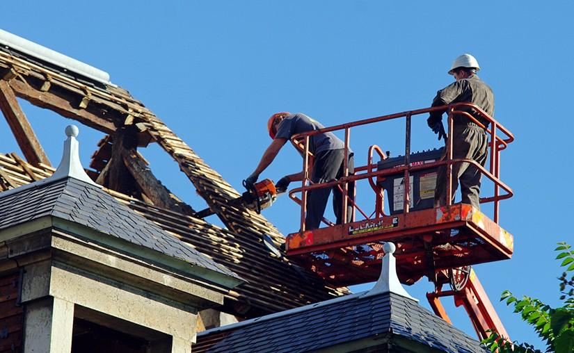 rénover la toiture pas cher